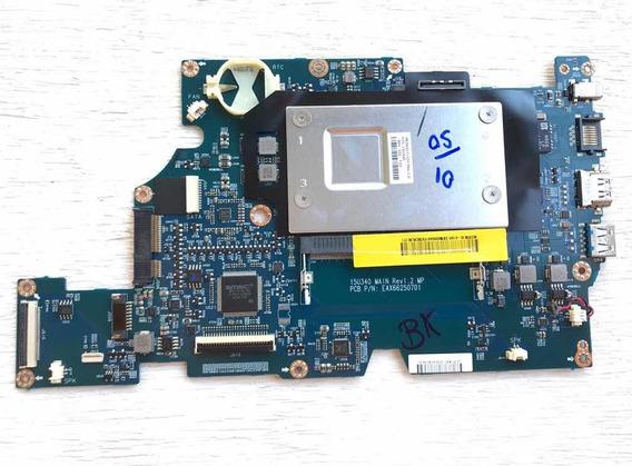 Placa Mãe Para Notebook LG -lg15u34- 15u340
