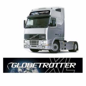 Adesivo Globetrotter Volvo