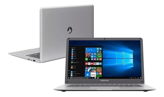 Notebook Positivo Motion C4500a, Intel Cel. Dual Core N4000