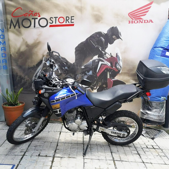 Yamaha Tenere Xtz 250z Azul 2014
