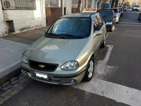 Chevrolet Corsa Classic 2009 Impecable Full Fábrica
