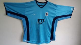 2001-02 Camisa Da Casa De Tsv 1860 Munich Portugal