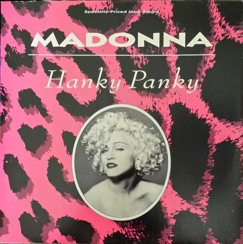 Madonna - Hanky Panky (12 )