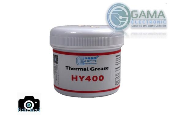 Pasta Termica Halnziye Hy400 Blanca 100g