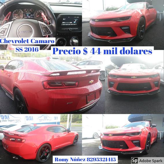 2016chevrolet Camaro Ss