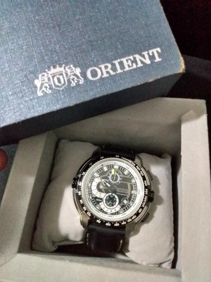 Relógio Orient Masculino Chronograph Mbscc020
