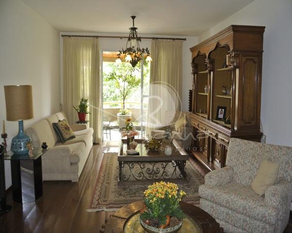 Apartamento Para Venda No Cambuí Em Campinas - Imobiliária Em Campinas - Ap03234 - 34630073