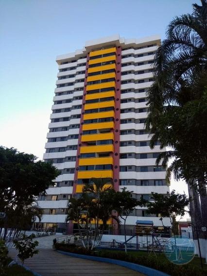Apartamento Em Capim Macio Com 137 M² / Oportunidade - V-11028