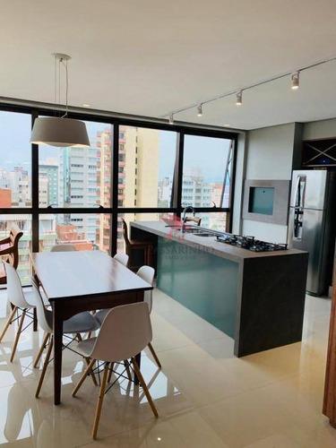 Apartamento À Venda, 114 M² Por R$ 1.490.000,00 - Praia Grande - Torres/rs - Ap1717