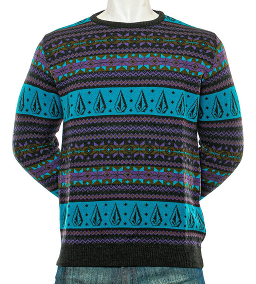 Sweater Snow Volcom Fluid Tienda Oficial