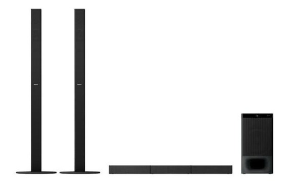 Home Theater Sound Bar Sony Ht-s700 5.1 Canais Com Bluetooth