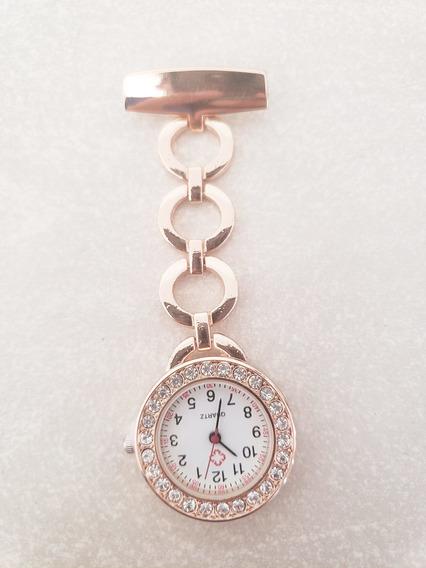 Reloj Enfermera Rose Gold