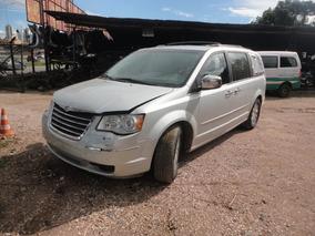 Sucata Town & Country Chrysler 3.8 Limited Retirada De Peças