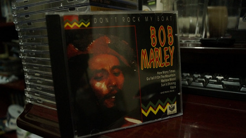 Cd Bob Marley Don't Rock My Boat