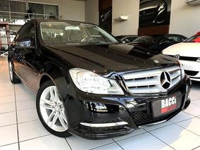 Mercedes-benz C 180 1.8 Cgi Classic 16v Turbo Gasolina 4p