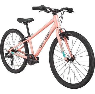 Bicicleta Cannondale Quick Rodado 24 Dama Aluminio - Racer