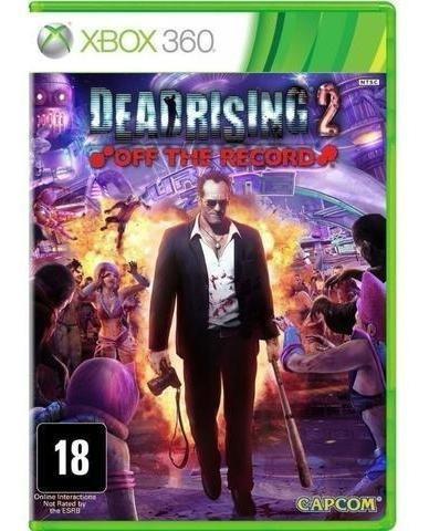 Deadrising 2 Mídia Física Original Xbox 360 Frete Grátis!!!!