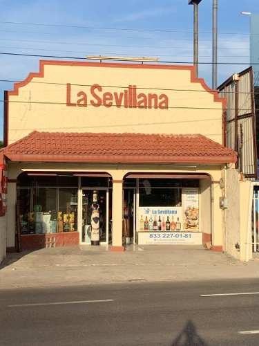 Renta De Local Comercial En Carr. Tampico-mante, Cerca Del Aeropuerto De Tampico
