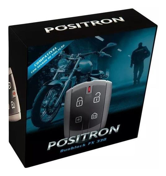 Alarme Dedicado Moto Honda Biz 125 11/17 Positron Duoblock