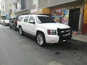 Chevrolet Suburban D Piel Aa Dvd Qc 4x4 At