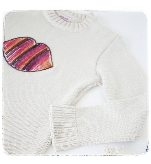 Sweater Kiss Cecilia Turdó