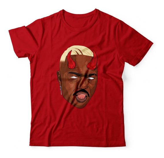 Camisa Camiseta Masculino Rapper Djonga Hat Trick Raprj Top
