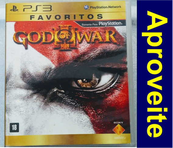 God Of War Ass - Ps3- Playstation 3 Midia Fisica!!! Perfeito