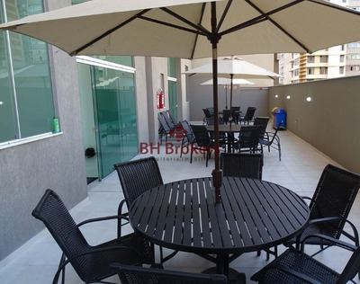 Apartamento Com 1 Quarto Para Alugar, 40m² Por R$ 1.600 / Mês - 16688