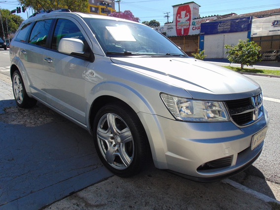 Dodge Journey Rt 2.7 2010/2010 Gasolina 4p Aut