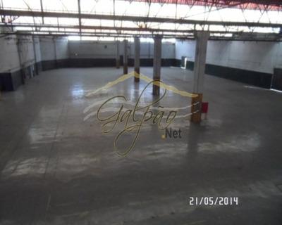 Galpão Comercial Para Locação, Jaguaré, São Paulo - Ga2381. - Ga2381