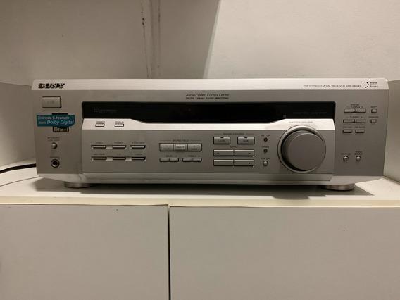 Receiver Sony Str-de 345 5.1 Dolby Digital Stereo