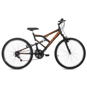 Bicicleta Fullsion Mormaii Aro 26 Preto Fosco