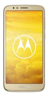 Celular Libre Motorola E5 Play Xt1920 Gold Oferta Con Envío!