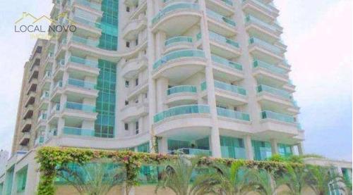 Imagem 1 de 19 de Apartamento Residencial À Venda, Jardim Virginia, Guarujá. - Ap0401