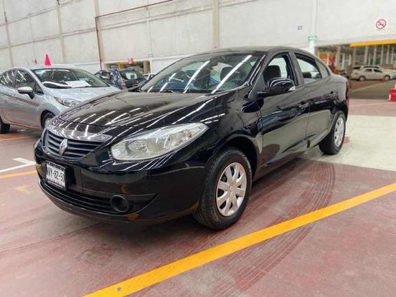 Renault Fluence Authentique Std 6 Vel Ac 2011