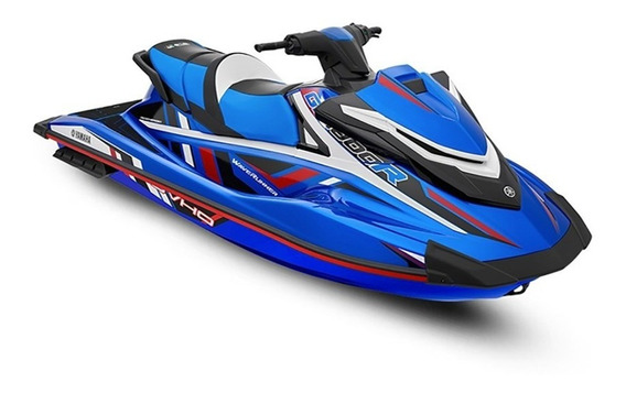 Moto De Agua Yamaha Gp 1800r Svho Turbo 2020