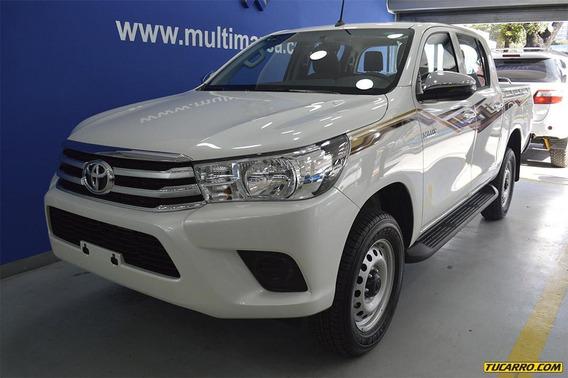 Toyota Hilux 2,7 D/c- Multimarca