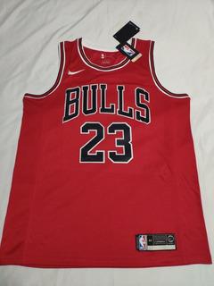 Jersey Nba Bulls Michael Jordan #23 M