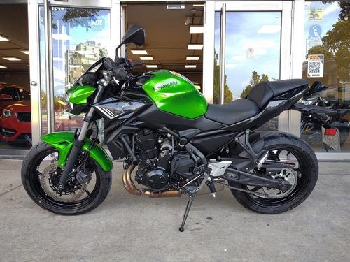 Kawasaki Z 650 Mt 07 Ktm 390 790 Cb 500 Sv650 Abasto Motors