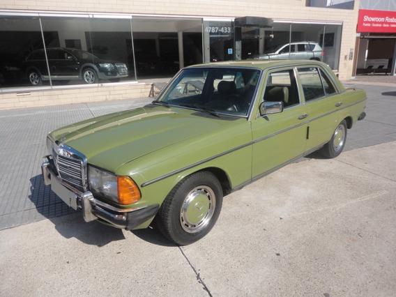 Mercedes Benz C 200 Mt 1981 Con Gnc