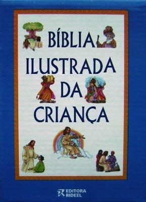 Bíblia Ilustrada Da Criança, Usado