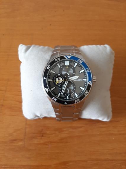 Relógio Orient Modelo Mbssmo27~029 ,muito Novo Completo