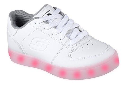 Para Caminar Idea Flex Blanco Big Gratis Zapatos Skechers