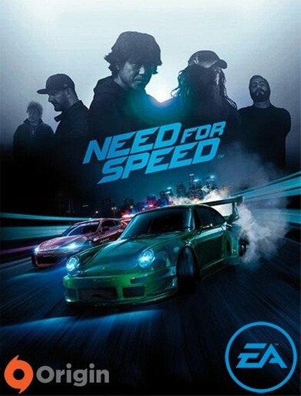 Need For Speed Origin Pc Key Codigo Original