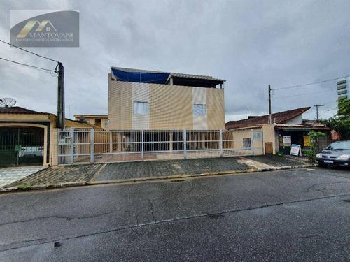 Imagem 1 de 10 de Kitnet Com 1 Dormitório À Venda, 31 M² Por R$ 125.000 - Caiçara - Praia Grande/sp - Kn0147
