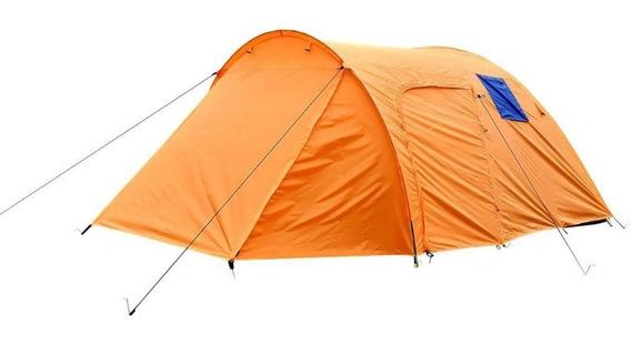 Carpa Confort Camping Gibsons Week 4