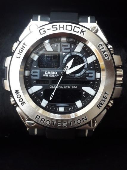 Relógio G-shock Casio Caixa De Metal Com Alta Performance