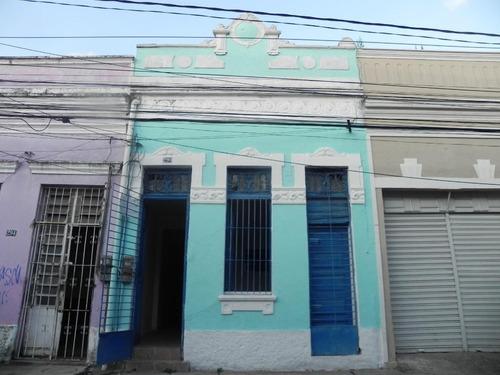 Casa Em Boa Vista, Recife/pe De 93m² 4 Quartos À Venda Por R$ 190.000,00 - Ca126663