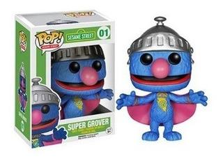 Funko Pop! Television Sesame Street - Super Grover - Funko