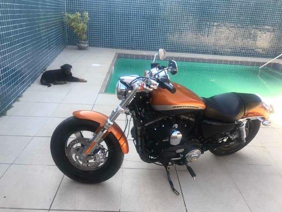 Harley-davidson Xl Custom Limited Ca